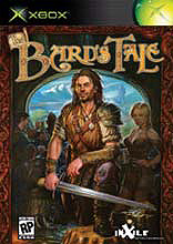 Xbox cover art for The Bard's Tale (2004)